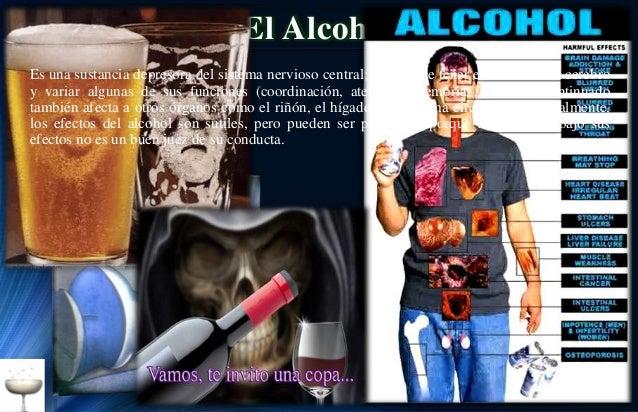 Los cursos de la codificación del alcoholismo