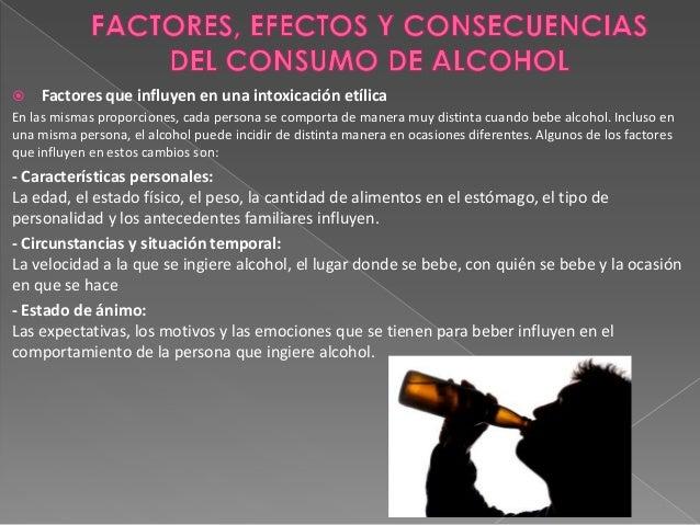 Trabajo Alcohol- Presentación