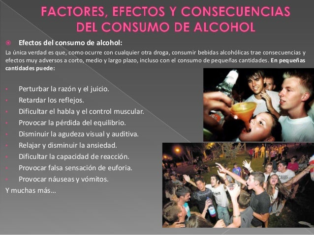Que tal la dependencia del alcohol