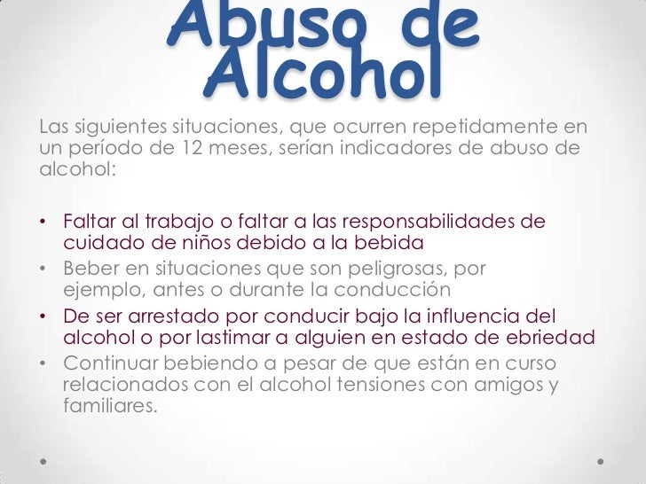 Quitar la dependencia psicológica al alcohol