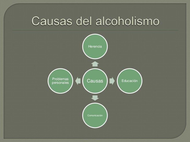 La codificación del alcoholismo dos pinchazos