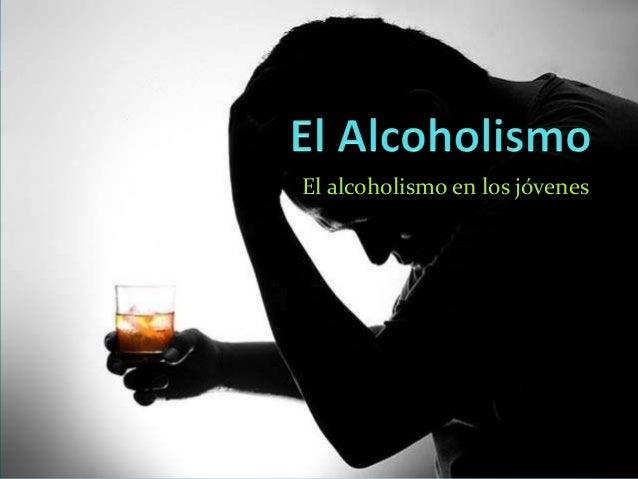 El alcoholismo en los jóvenes