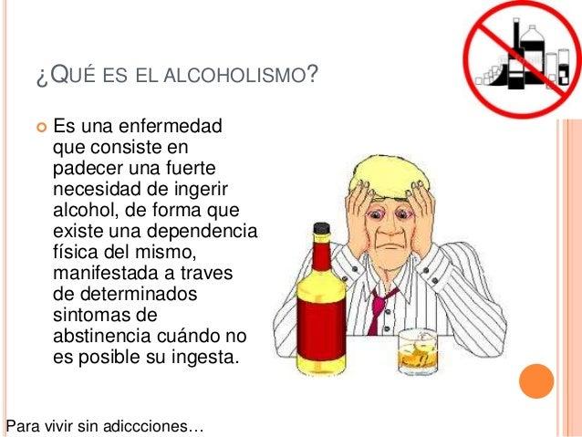 El alcoholismo la clínica y la profiláctica