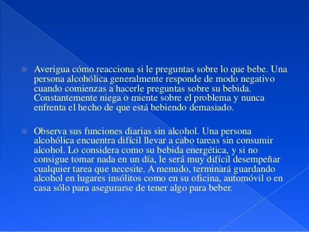 La hipnosis la codificación del alcohol las revocaciones