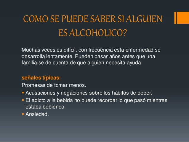 Los valores de la lucha contra la borrachera y el alcoholismo