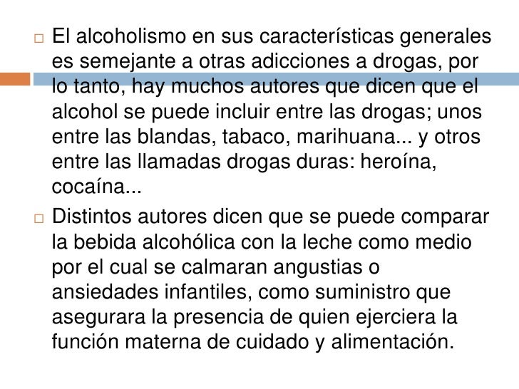 Donde ser codificado del alcohol en inferior tagile