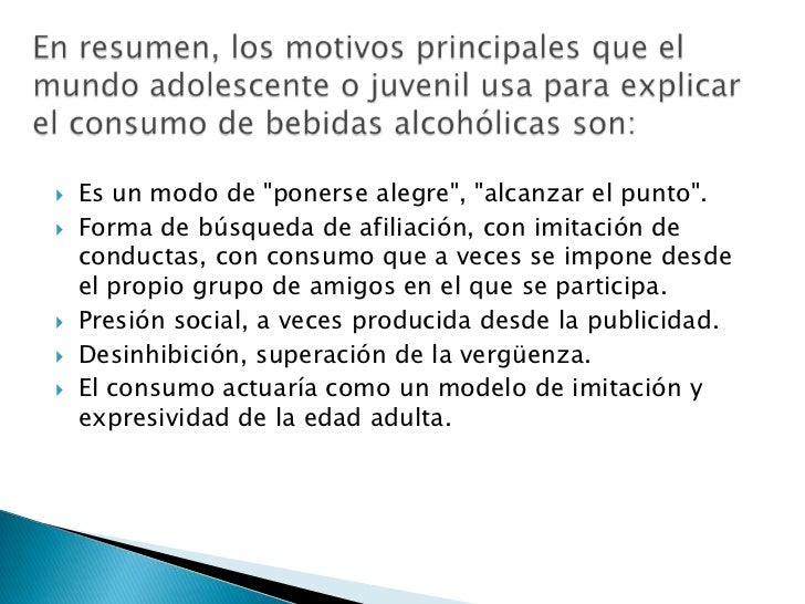 El alcoholismo en menores de edad - Como ponerse en forma en un mes ...