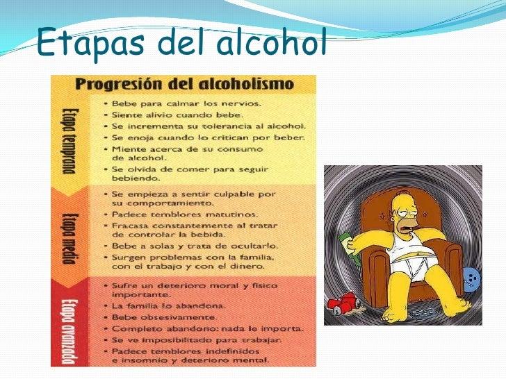 Las octavillas por el alcoholismo