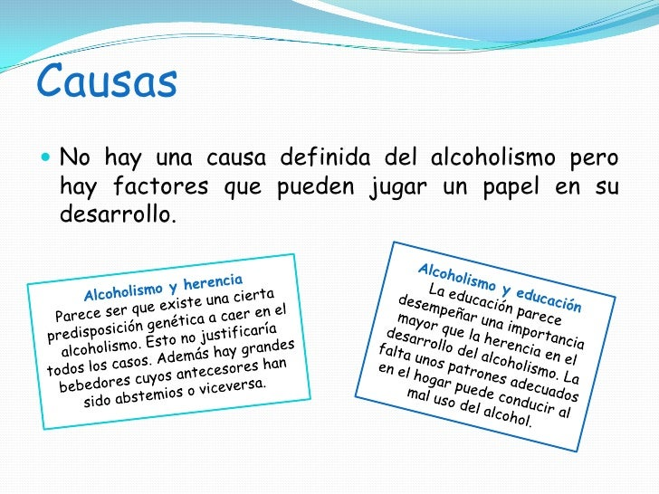 La codificación del alcohol uhta