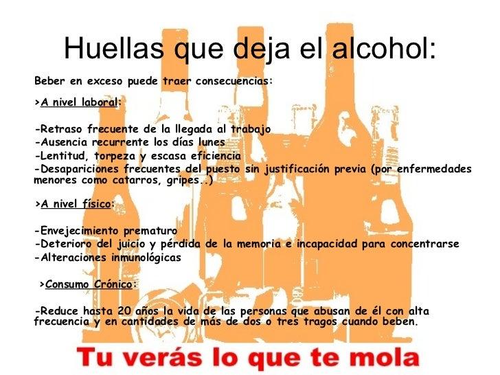 Los alcohólicos no temen el alcoholismo