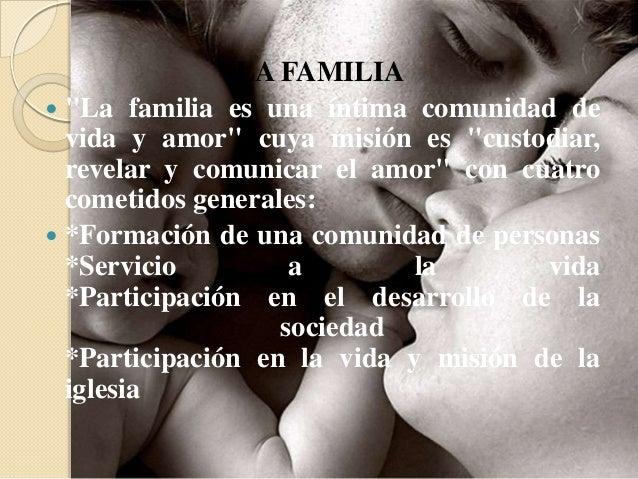 El Amor En Familia Vivi