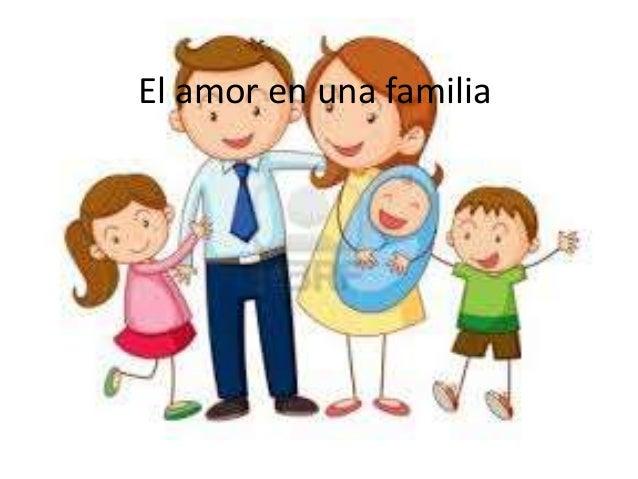 El amor en una familia