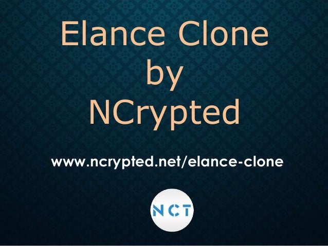 Elance Clone by NCrypted www.ncrypted.net/elance-clone