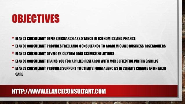 Elance consultant Slide 2