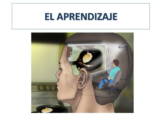 EL APRENDIZAJE