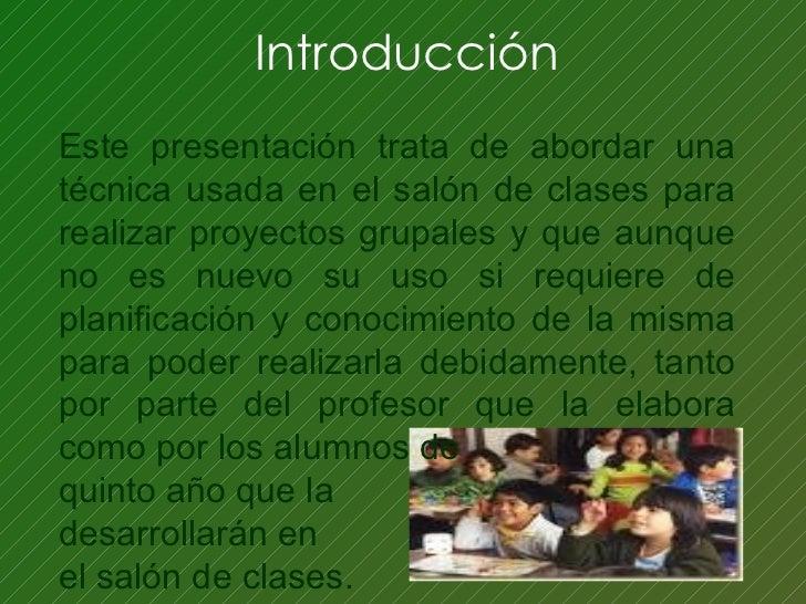 El Aprendizaje Colaborativo En El Aula Slide 2