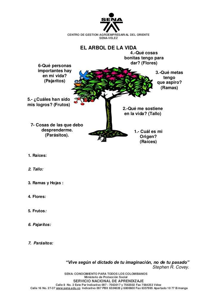 El arbol de la vida1 for Arbol con raices y frutos