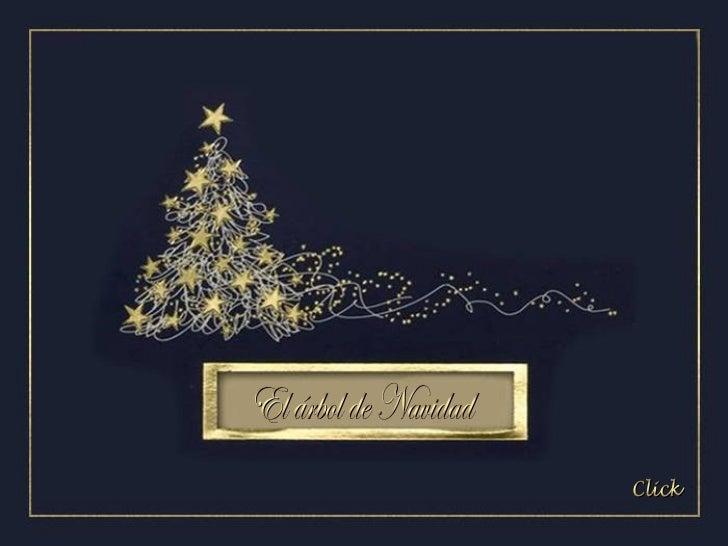 El árbol de Navidad Click