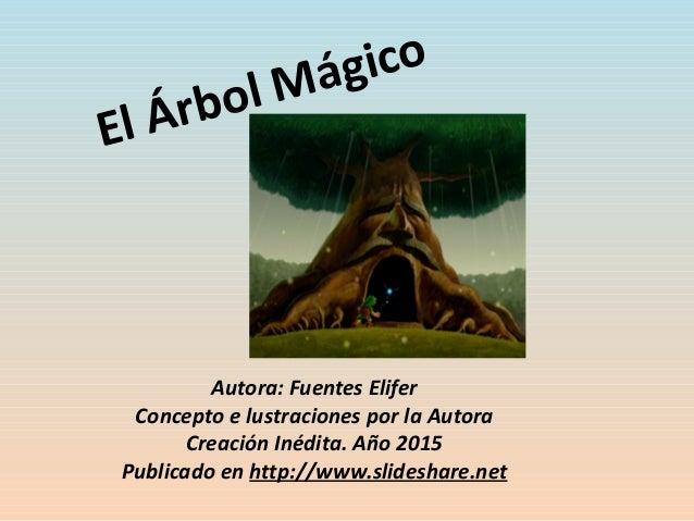 El arbol magico Slide 2
