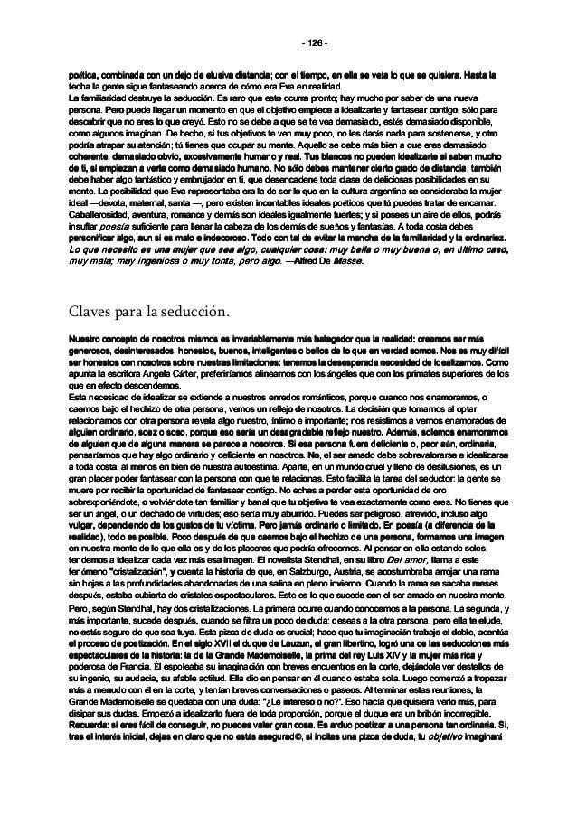 El arte de la seduccion   robert green  completo y en espaã±ol-