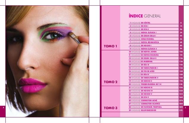 maquillaje de tarde caracteristicas