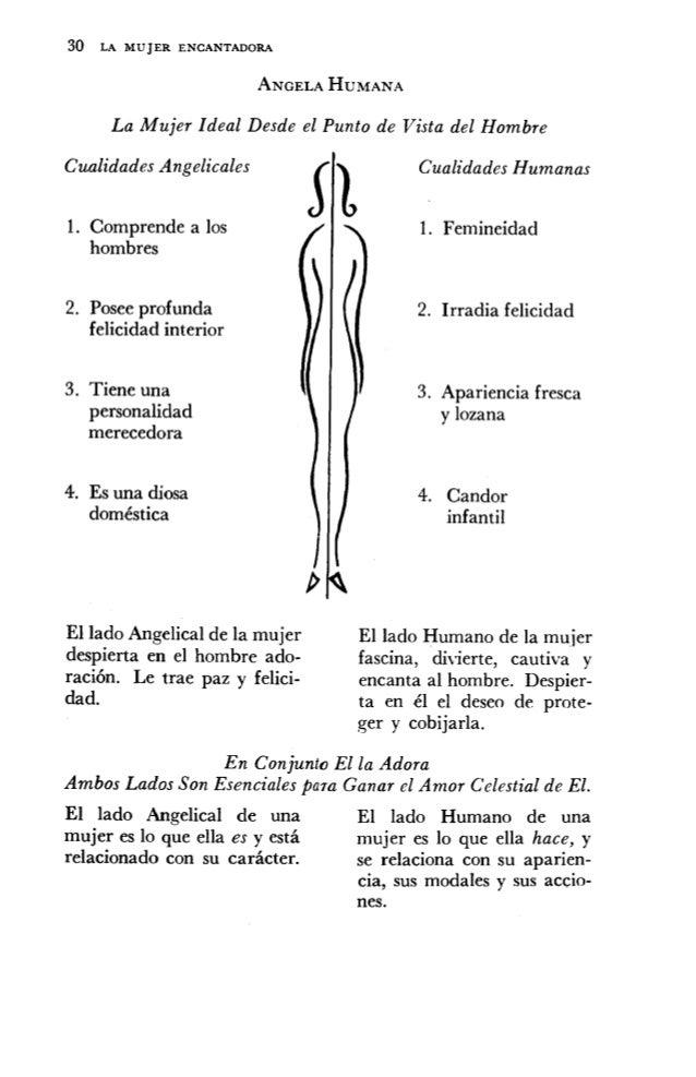 """DIFERENCIAS Como he expuesto, los hombres y las mujeres difieren en sus opiniones sobre lo que es """"la mujer ideal"""". Las mu..."""