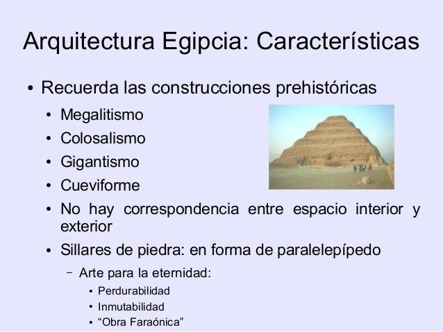 El arte egipcio for Investigar sobre la arquitectura