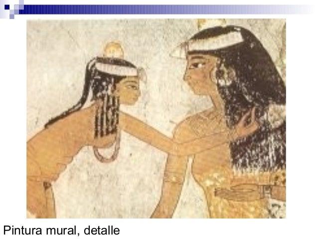 Pintura mural, detalle