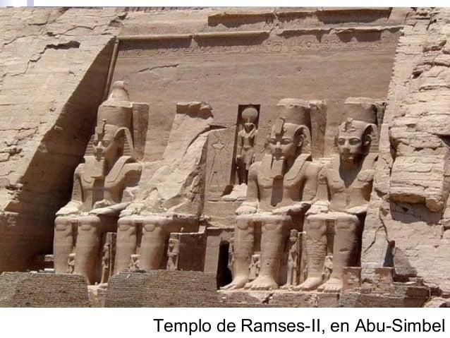Templo de Ramses-II, en Abu-Simbel