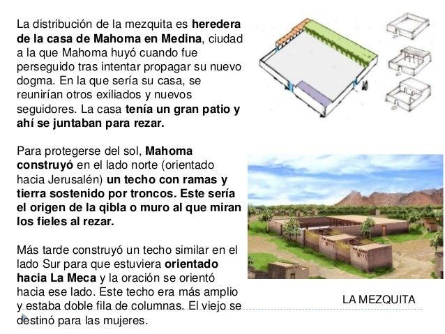El arte isl mico aspectos generales la mezquita y el palacio - La casa de la mezquita ...