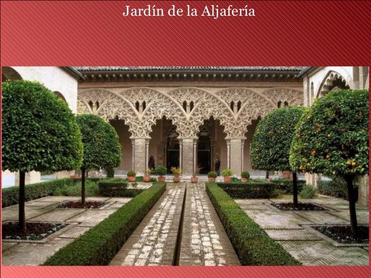El arte isl mico y el arte hispanomusulm n for Jardin islamico