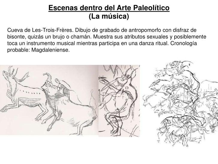 El arte paleoltico presentacin