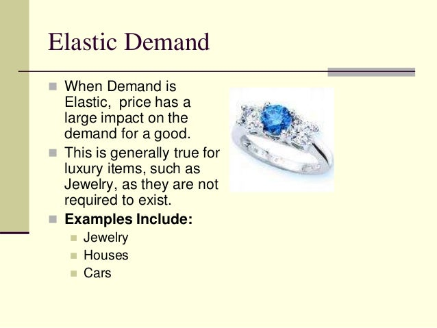 demand elasticity of luxury automobiles 2 essay Price elasticity of demand (ped) measures the responsiveness of demand after a   they are luxury goods, eg sports cars they are expensive and a big % of  2  if demand is elastic, firms would be unlikely to increase revenue as this could.
