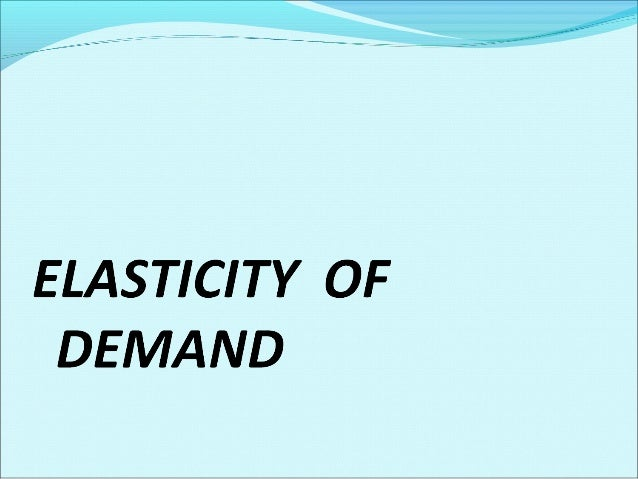 Introduction The law of demand states that when the price of a commodity falls, the quantity demanded of that commodity wi...