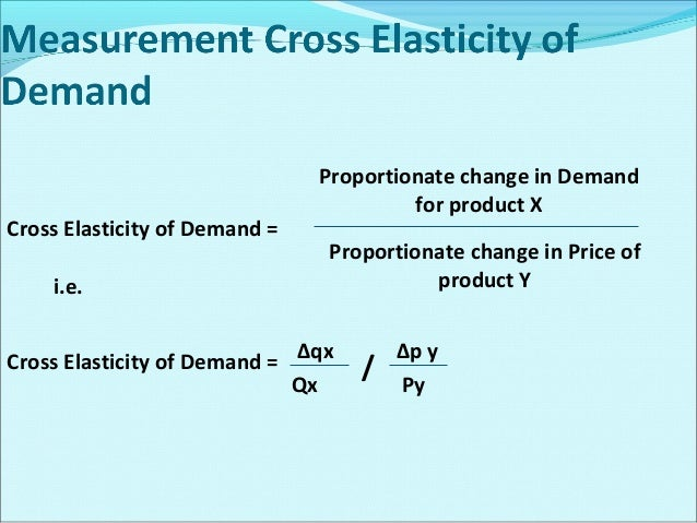 Advertising Elasticity of Demand = i.e.  Proportionate change in Demand for product Proportionate change in Advertising ex...