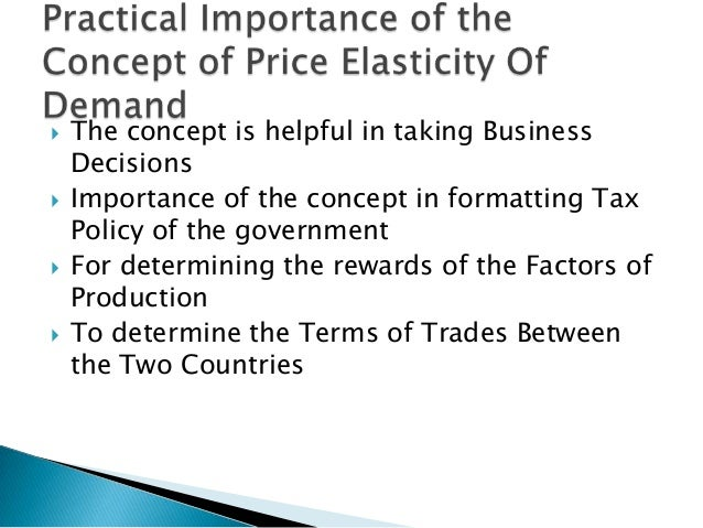 use of price elasticity income elasticity of demand for businesses essay 9 main determinants of price elasticity of demand  large portion of the income therefore, the demand for such  determinants of price elasticity of demand.