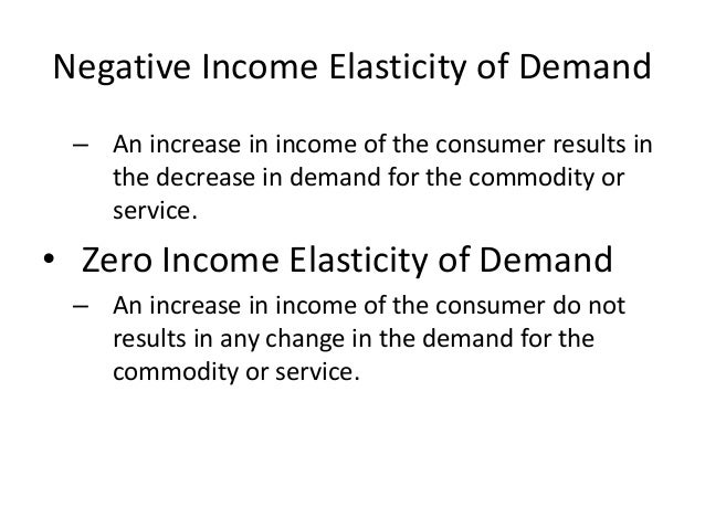 importance of cross elasticity of demand Get an answer for 'why is price elasticity of demand important to firms ' and find homework help for  the concepts of price and cross price elasticity of demand.