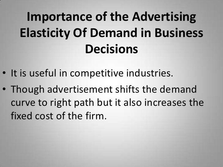 Elasticity Of Demand.Ppt