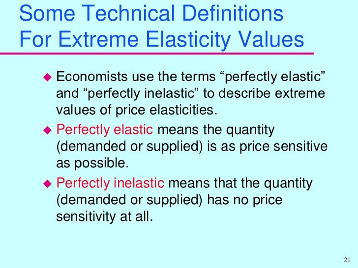 meaning of elasticity of demand pdf