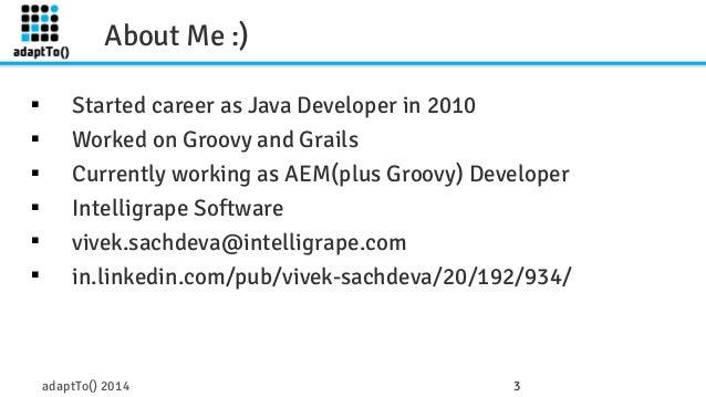 Elastic search adaptto2014 Slide 3