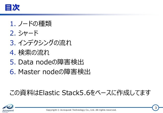 Elasticsearch as a Distributed System Slide 3