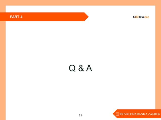 PART 4 21 Q & A