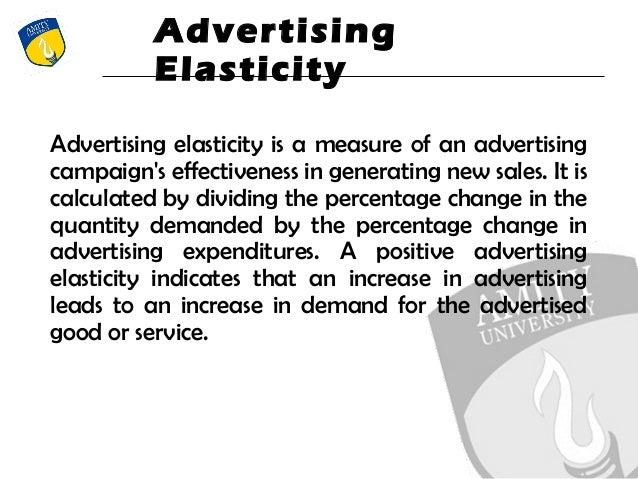Oligopoly Market Price Elasticity of Demand Case Solution ...