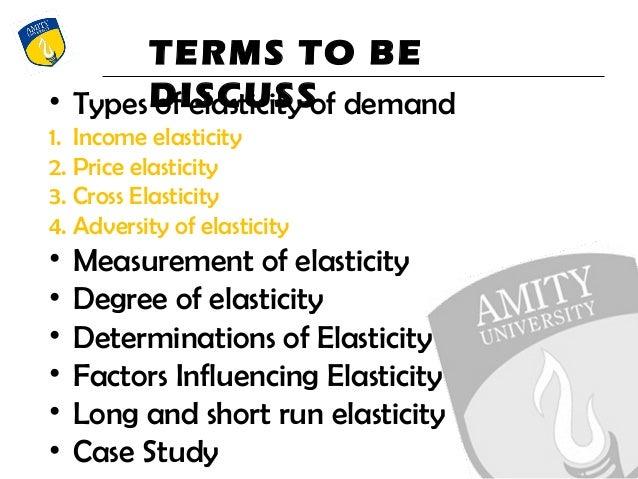 Elastisity of demand - case study - SlideShare