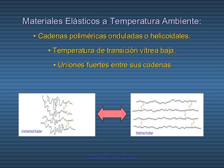 Elastomeros en Odontología Slide 2