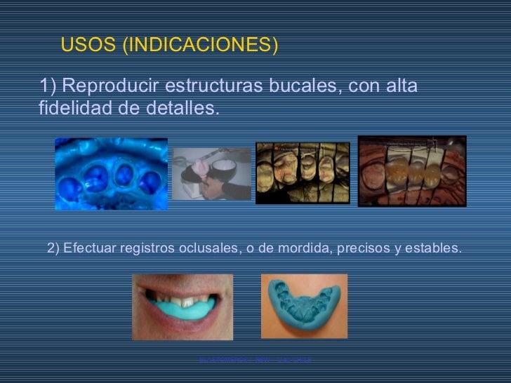 Elastomeros en Odontología Slide 3