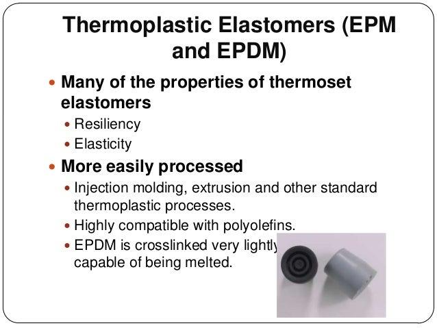 Elastomers Polymer