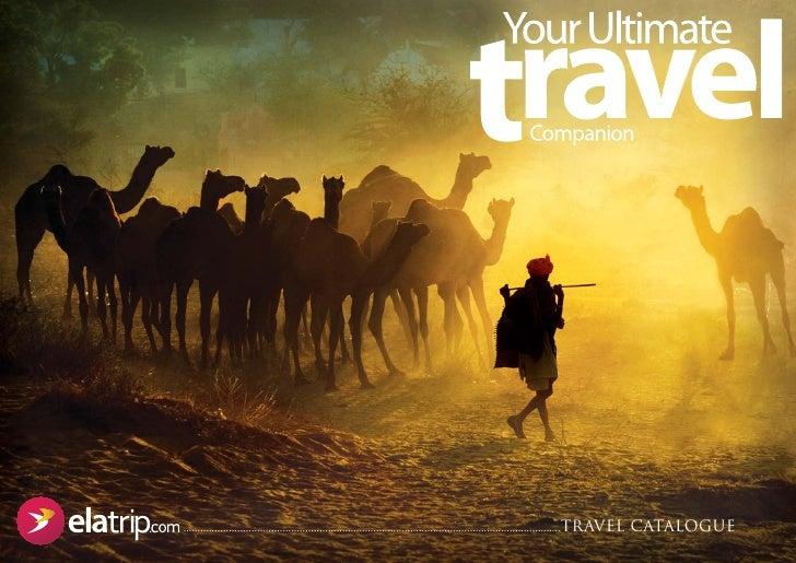 elatrip travel catalogue