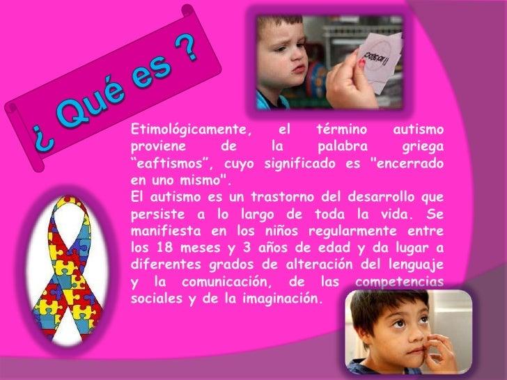 Elautismo obstetricia-unc-danielaferrerturriate Slide 3