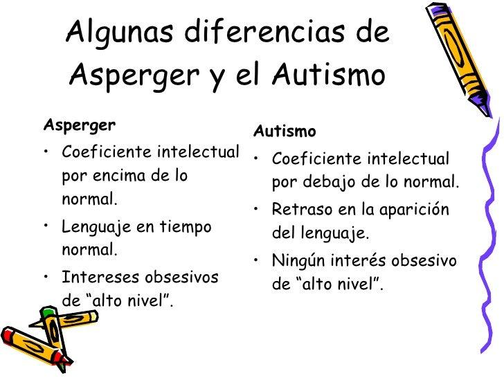 El Autismo Y El SíNdrome De Asperger Leticia